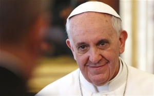 Catholic Housing and Community Services, Pope Francis